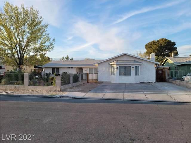 4932 Yuma Avenue, Las Vegas, NV 89104 (MLS #2281652) :: The Shear Team