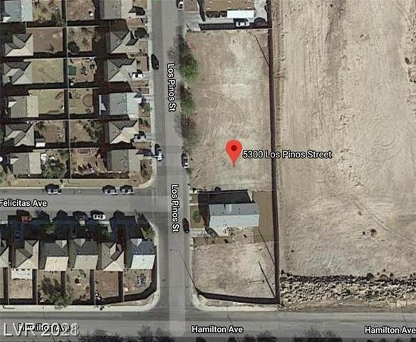 5300 Los Pinos Street, Las Vegas, NV 89122 (MLS #2281697) :: ERA Brokers Consolidated / Sherman Group