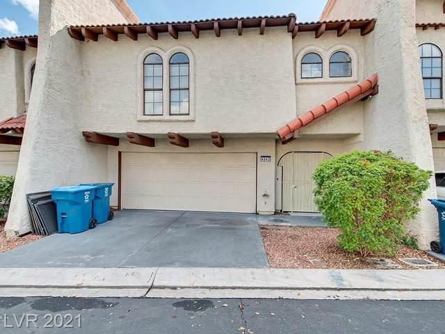 4943 Schumann Drive, Las Vegas, NV 89146 (MLS #2281701) :: Kypreos Team