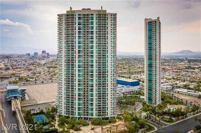 222 Karen Avenue #3005, Las Vegas, NV 89109 (MLS #2281705) :: Signature Real Estate Group