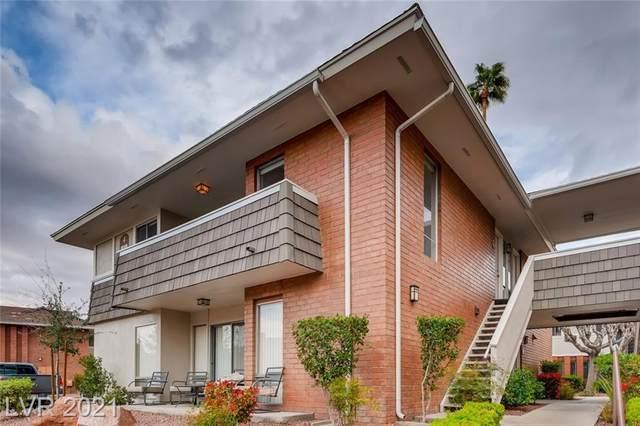 769 Oakmont Avenue #404, Las Vegas, NV 89109 (MLS #2281717) :: Signature Real Estate Group