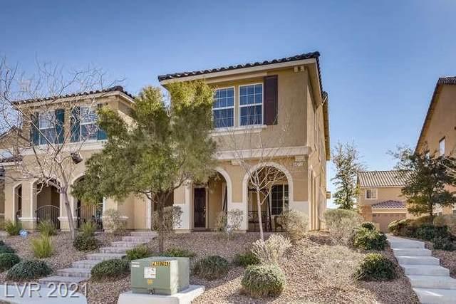 3077 Camino Sereno Avenue, Henderson, NV 89044 (MLS #2281773) :: Signature Real Estate Group