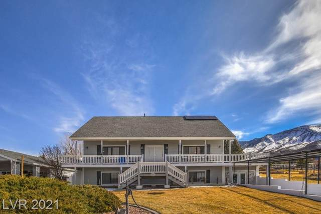 42 Oak Spring Road, Cold Creek, NV 89124 (MLS #2281784) :: Lindstrom Radcliffe Group