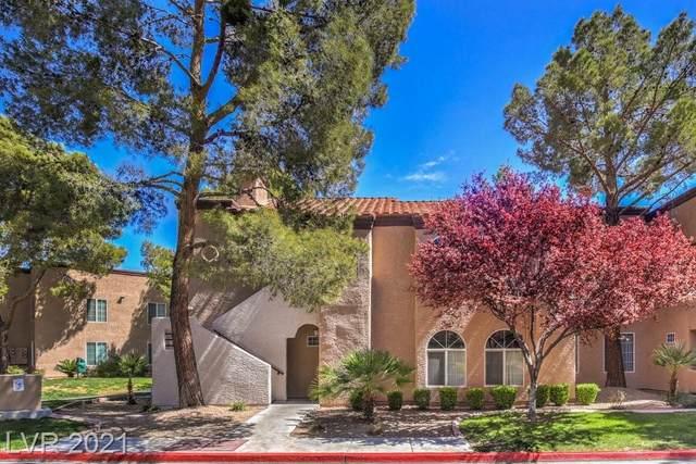 9325 Desert Inn Road #255, Las Vegas, NV 89117 (MLS #2281792) :: Signature Real Estate Group