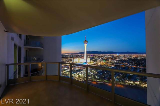 222 Karen Avenue #4201, Las Vegas, NV 89109 (MLS #2281798) :: Signature Real Estate Group