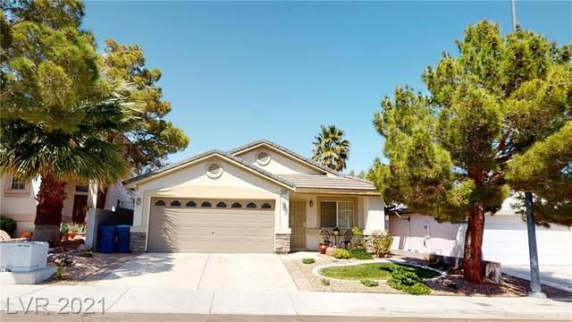 9656 Fox Forest Avenue, Las Vegas, NV 89129 (MLS #2281831) :: Signature Real Estate Group