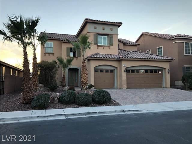 6953 Puetollano Drive, North Las Vegas, NV 89084 (MLS #2281840) :: Signature Real Estate Group