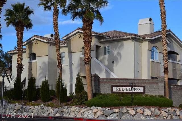 1301 Red Gable Lane #102, Las Vegas, NV 89144 (MLS #2281842) :: Vestuto Realty Group