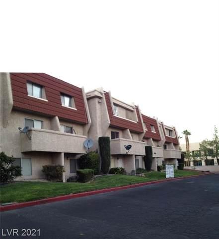 3567 Arville Street 702A, Las Vegas, NV 89103 (MLS #2281851) :: Signature Real Estate Group