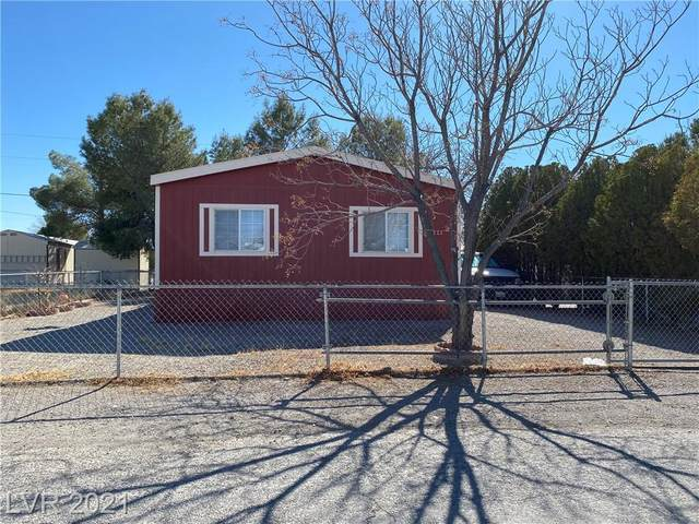 271 Copper Flats Drive, Pahrump, NV 89048 (MLS #2281888) :: Custom Fit Real Estate Group