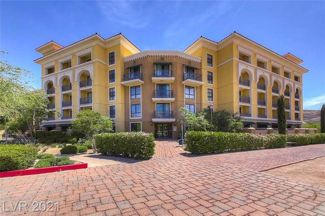 29 Montelago Boulevard #111, Henderson, NV 89011 (MLS #2281892) :: Signature Real Estate Group