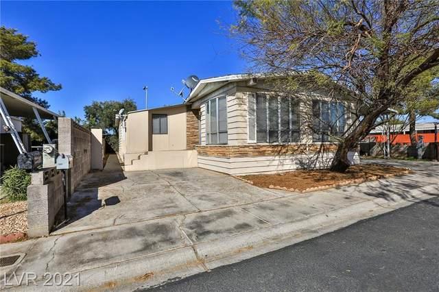 3599 Allegheny Drive, Las Vegas, NV 89122 (MLS #2281956) :: Custom Fit Real Estate Group
