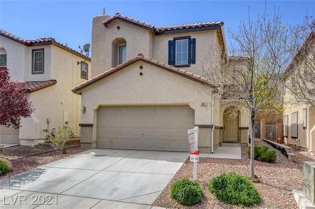 633 Lucky Pine Street, Henderson, NV 89002 (MLS #2281995) :: Billy OKeefe   Berkshire Hathaway HomeServices