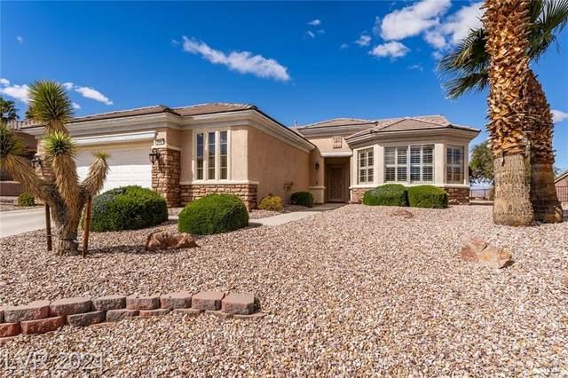 2043 Colvin Run Drive, Henderson, NV 89052 (MLS #2281998) :: Signature Real Estate Group