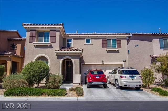 1316 Gilbert Creek Avenue, North Las Vegas, NV 89031 (MLS #2282093) :: Signature Real Estate Group