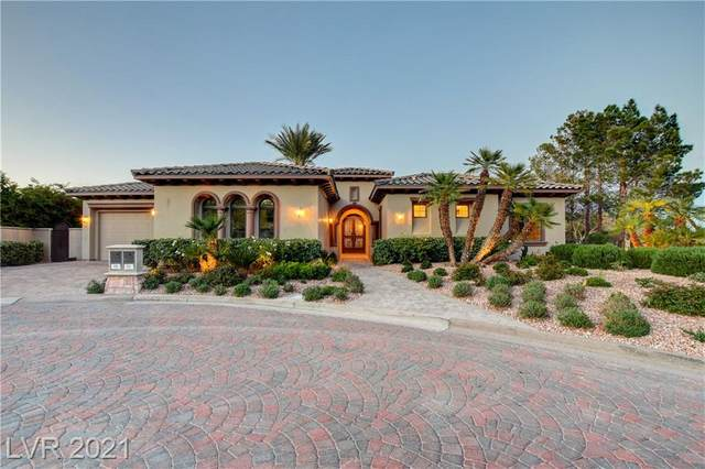 22 Bel Giorno Court, Henderson, NV 89011 (MLS #2282138) :: Signature Real Estate Group