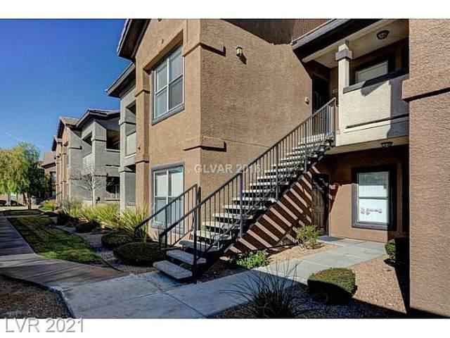 45 Maleena Mesa Street #1725, Henderson, NV 89074 (MLS #2282141) :: Signature Real Estate Group