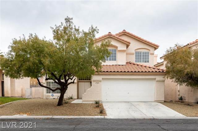 1725 Mexican Poppy Street, Las Vegas, NV 89128 (MLS #2282149) :: Vestuto Realty Group