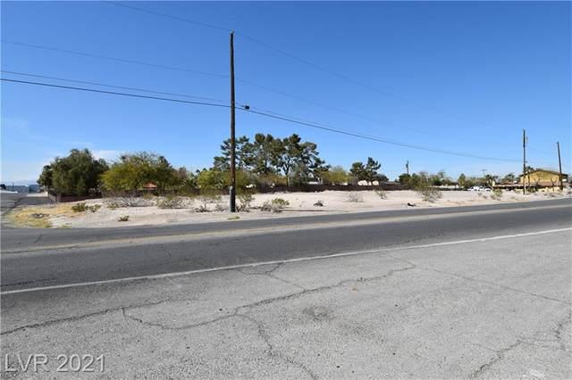 E Quail Avenue, Las Vegas, NV 89120 (MLS #2282158) :: Jeffrey Sabel
