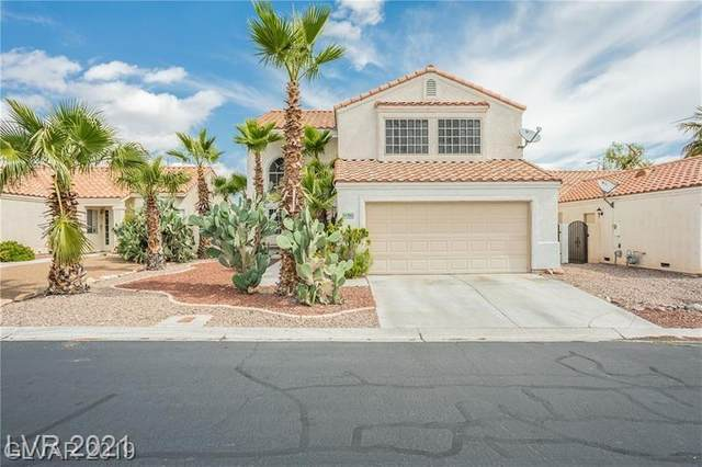 7912 Painted Rock Lane, Las Vegas, NV 89149 (MLS #2282162) :: Jeffrey Sabel