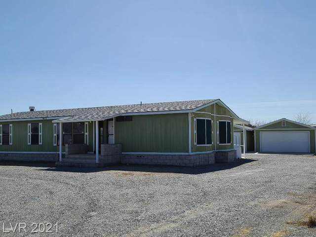 1671 Dyer Road, Pahrump, NV 89048 (MLS #2282165) :: The Perna Group