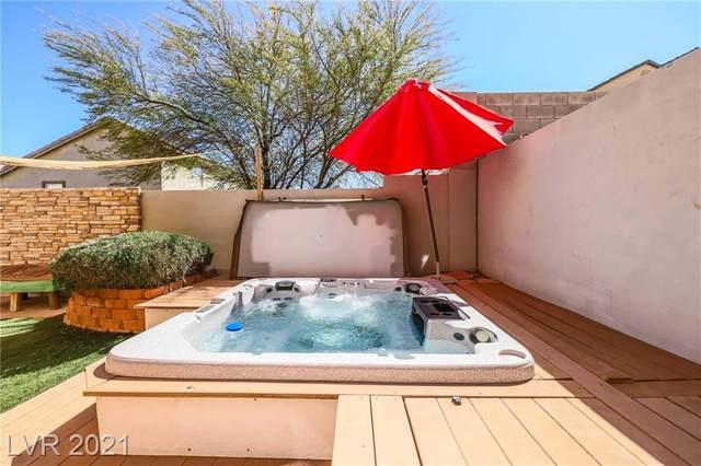 9101 Umberland Avenue, Las Vegas, NV 89149 (MLS #2282175) :: Signature Real Estate Group