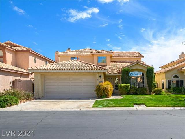 5512 Desert Spring Road, Las Vegas, NV 89149 (MLS #2282179) :: Jeffrey Sabel