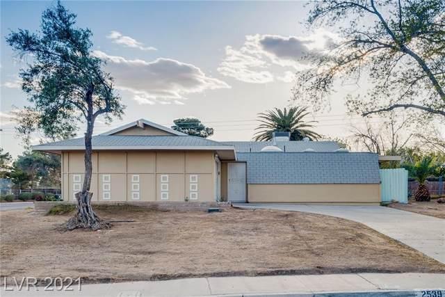 2539 Anglia Street, Las Vegas, NV 89142 (MLS #2282207) :: Custom Fit Real Estate Group