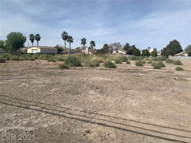 E Russell Rd, Las Vegas, NV 89120 (MLS #2282212) :: Signature Real Estate Group