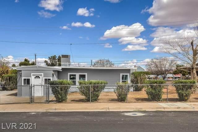 323 Kansas Avenue, Henderson, NV 89015 (MLS #2282213) :: Signature Real Estate Group