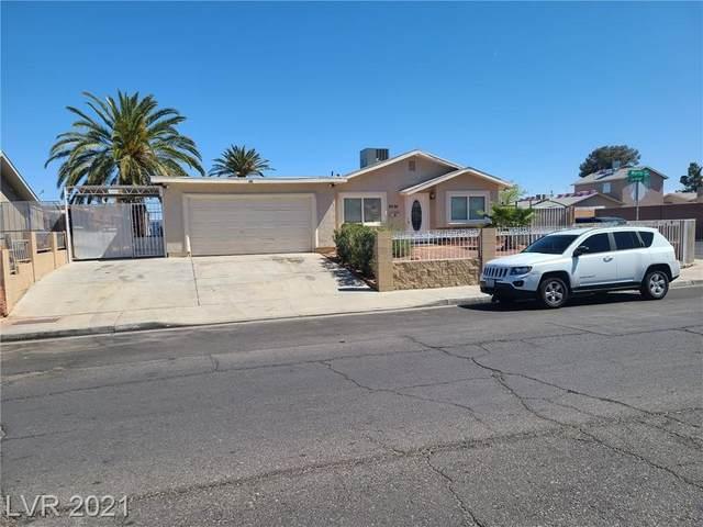 5050 Morris Street, Las Vegas, NV 89122 (MLS #2282244) :: Team Michele Dugan