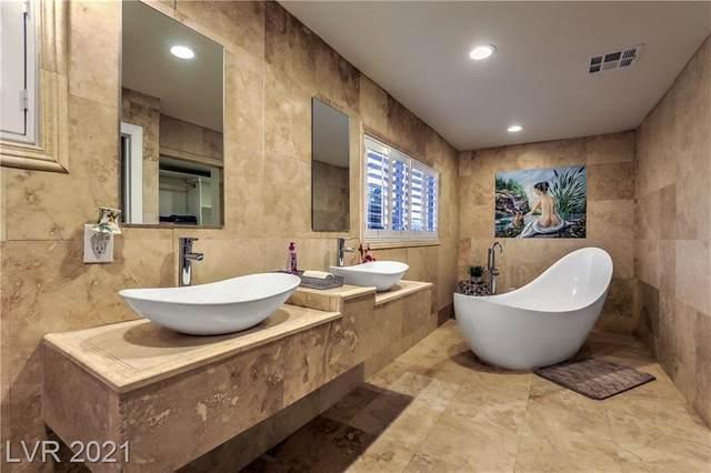 3377 Warnock Road, Las Vegas, NV 89102 (MLS #2282302) :: Signature Real Estate Group