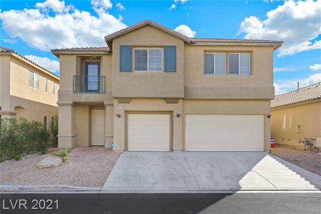 3751 Tundra Swan Street, Las Vegas, NV 89122 (MLS #2282312) :: Billy OKeefe | Berkshire Hathaway HomeServices
