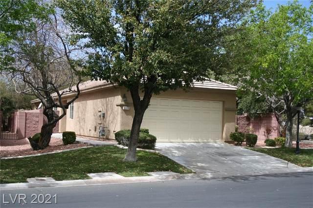 3311 Blue Ash Lane, Las Vegas, NV 89122 (MLS #2282325) :: Vestuto Realty Group