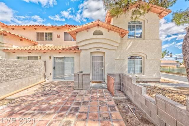 3496 Twilight Star Drive, Las Vegas, NV 89117 (MLS #2282350) :: Vestuto Realty Group