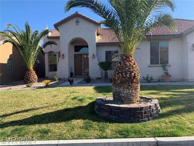 5013 Wayfaring Tree Avenue, Las Vegas, NV 89131 (MLS #2282367) :: Signature Real Estate Group