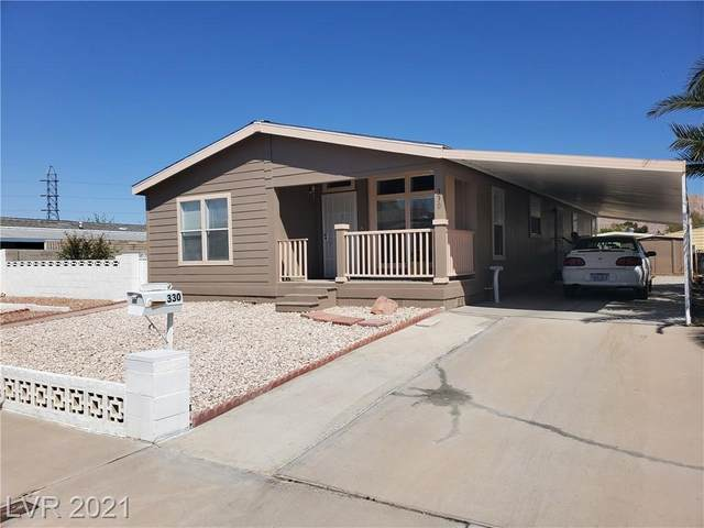 330 Sir William, Las Vegas, NV 89110 (MLS #2282423) :: Custom Fit Real Estate Group