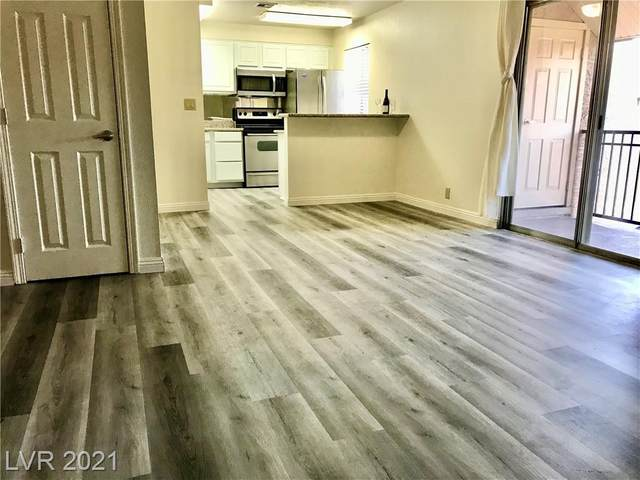5281 River Glen Drive #226, Las Vegas, NV 89103 (MLS #2282454) :: Signature Real Estate Group