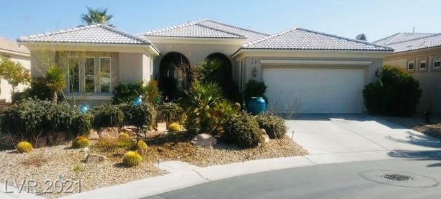 5210 Vedra Court, Las Vegas, NV 89135 (MLS #2282496) :: Signature Real Estate Group