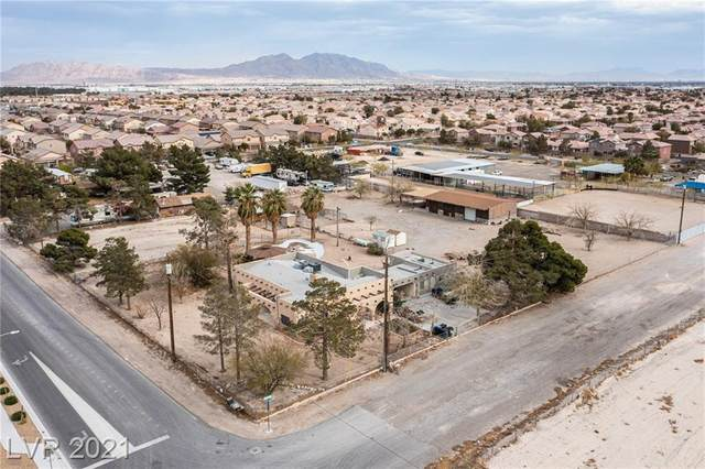 751 Stephen Avenue, North Las Vegas, NV 89081 (MLS #2282524) :: Vestuto Realty Group