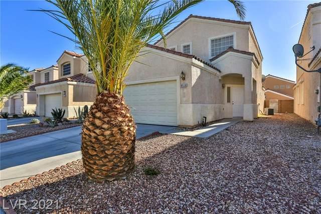9538 Parvin Street, Las Vegas, NV 89123 (MLS #2282531) :: Vestuto Realty Group