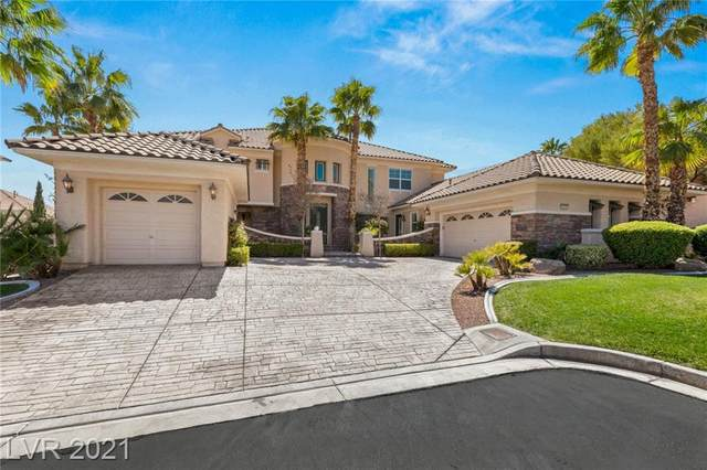 10751 Portchester Court, Las Vegas, NV 89135 (MLS #2282562) :: Signature Real Estate Group