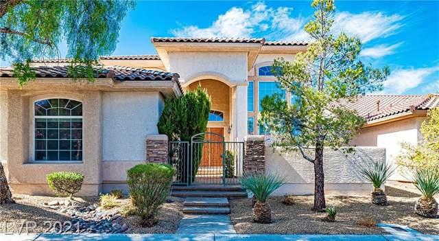 10649 San Palatina Street, Las Vegas, NV 89141 (MLS #2282594) :: Team Michele Dugan