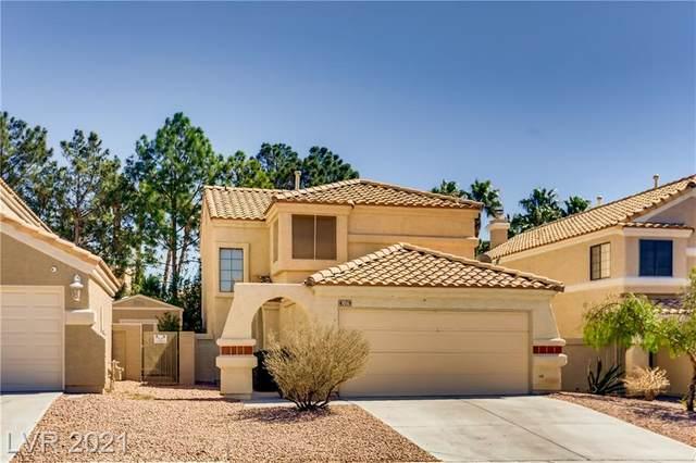 3016 Ocean View Drive, Las Vegas, NV 89117 (MLS #2282606) :: Lindstrom Radcliffe Group