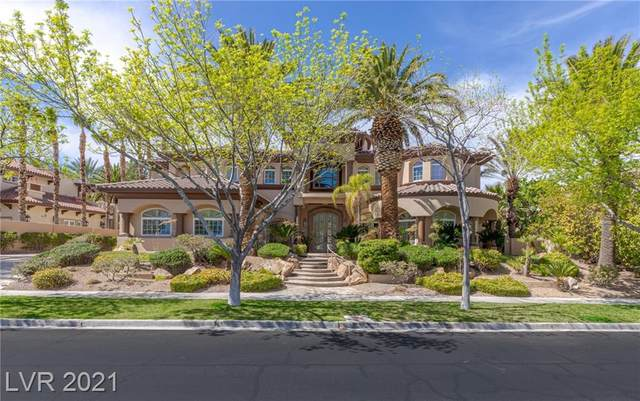 1109 Trophy Hills Drive, Las Vegas, NV 89134 (MLS #2282612) :: Signature Real Estate Group