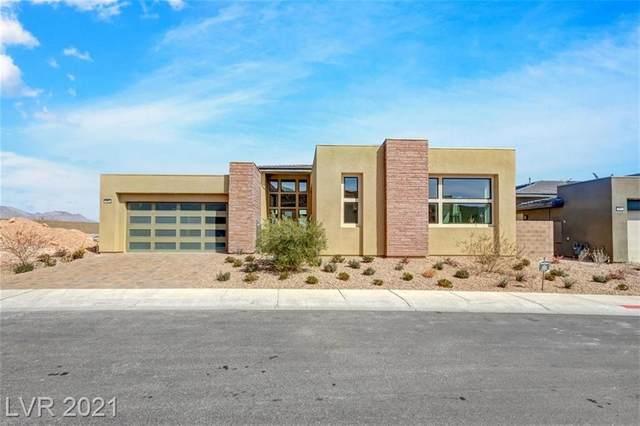 10952 White Clay Drive, Las Vegas, NV 89135 (MLS #2282688) :: Signature Real Estate Group