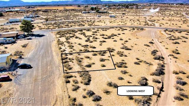 750 Tioga Circle, Pahrump, NV 89060 (MLS #2282690) :: Signature Real Estate Group