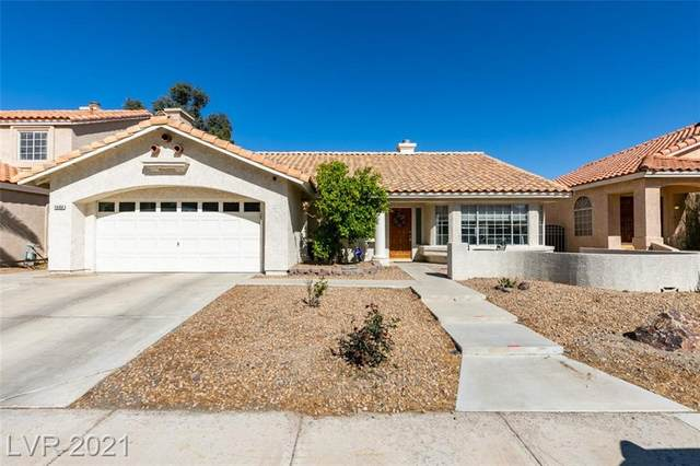 1484 La Brea Road, Henderson, NV 89014 (MLS #2282695) :: Signature Real Estate Group