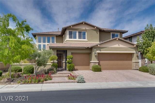 5863 Glory Heights Drive, Las Vegas, NV 89135 (MLS #2282714) :: Signature Real Estate Group
