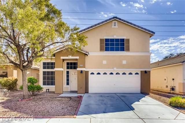 6210 Osaka Pearl Street, North Las Vegas, NV 89031 (MLS #2282733) :: Lindstrom Radcliffe Group
